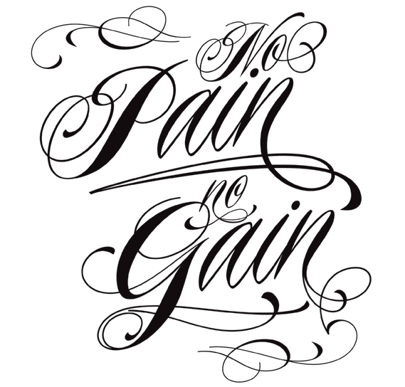 Tattoo Ideas Script: Piel Typeface
